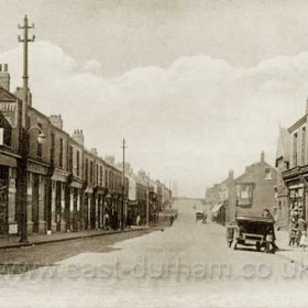 Blackhall c 1920.