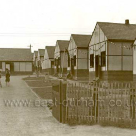 Blackhall Rocks School Camp, 1940?