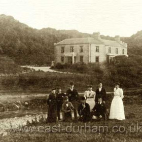 Dene Holme Hotel around 1900.