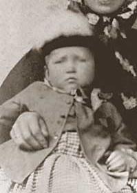 CLARK Hannah Francis; nee Mitchison b 21/07/1903