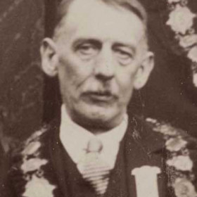 Murton Colliery bricklayer RAOB member photograph 1920