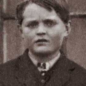 William Cook. Photograph- Seaton Village School c1924