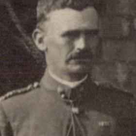 Major D CORBETT   Volunteers 1911.