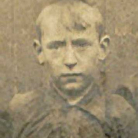 Born in 1899 and lived in Pilot Terrace and  Gallery Row during his school days