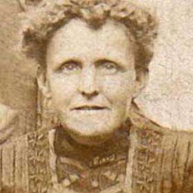 Jane Cummings, nee Ruddock, husband John James C.