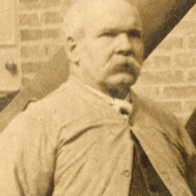 """R Curry;    Photograph from """"First ambulance class Dawdon Colliery c 1924?"""""""