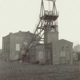 Castle Eden Colliery before 1920  Named the Maria Colliery    B Williams