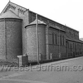 St Hild and St Helen's Church, Dawdon,Photograph around 1980