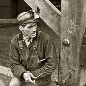 Kentucky miner, October 1935.