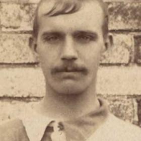 W DAVISON;  Seaham Thistle 1909