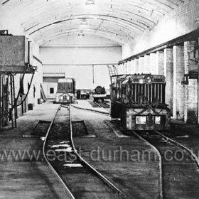 Diesel locos at Dawdon