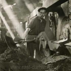 Boiler Plant Ash Wheeler 1958