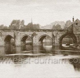 Elvet Bridge.