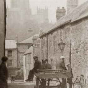 Court Lane c 1920