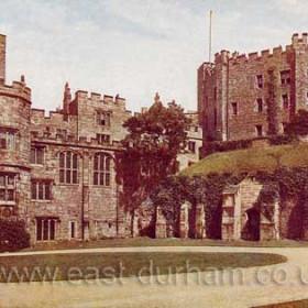 The Keep, Durham Castle.