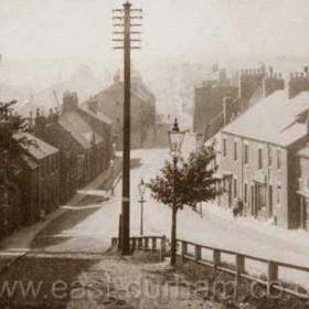 Gilesgate Bank looking towards Claypath c1910