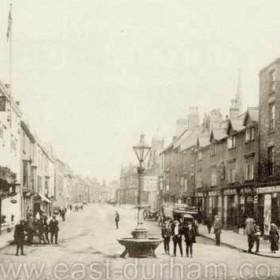 Old Elvet, Durham City c1910