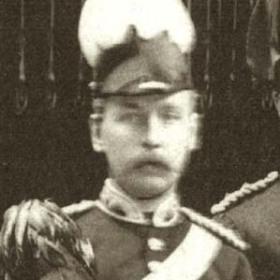 Lt EMMERSON   Volunteers c 1890