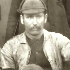 T EMBLETON, tradesman at Seaham Colliery. P/graph 1890.