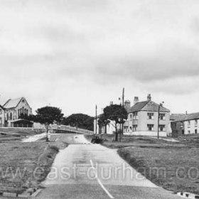 Village Green c 1950.