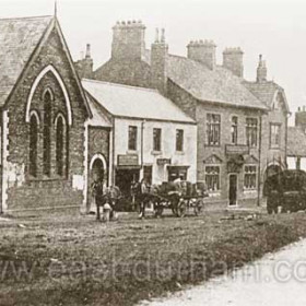 Easington Village, c1910?