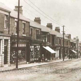 Seaside Lane, Easington Colliery.