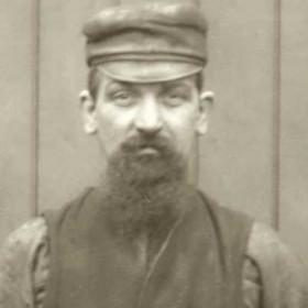 J FOGGIN, tradesman at Seaham Colliery. P/graph 1890.