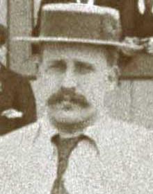 K FORSTER, SHCC Pre 1900