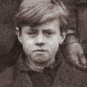 Cecil Furness. Photograph- Seaton Village School c1924