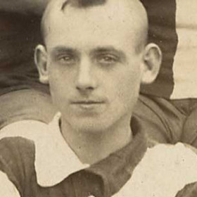 R GALE;  Seaham Thistle 1909