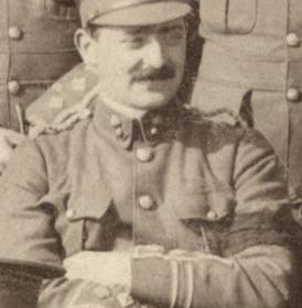 Captain GARDNER  1911.
