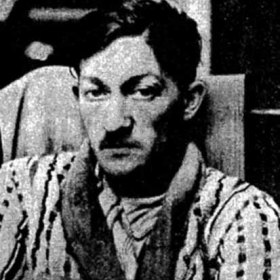 Donald Burrell, the sole survivor of the George Elmy disaster.