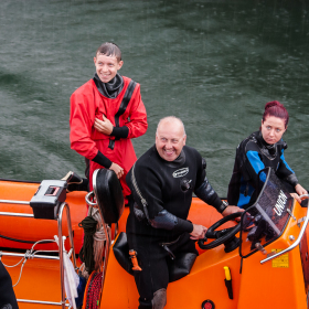 Support crew For Seaham Dock