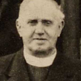 FATHER M J HAGGARTY, Seaham Celtic 1935