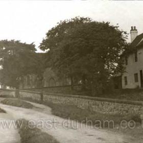 Hawthorn Village c 1900.