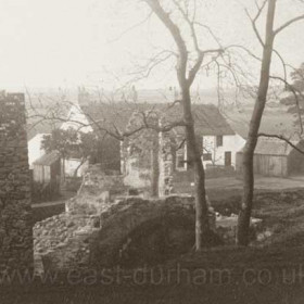 Tate's Cottage  Hetton Mill.  date?