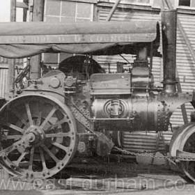 J Wakefields  Fowler 18875(1931) Photo taken in Wakefields yard Hetton le Hole 07/04/63