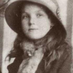 Ethel Kirtley, b 1905 Sunderland