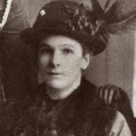 Jane Isabella Kirtley b 1873 Sunderland