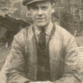 NORMAN KNAPP, photo c1948 b April 8th 1908