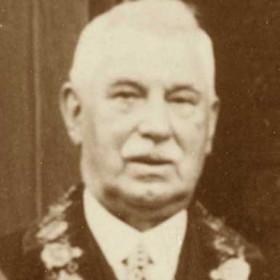Possibly Robson John Laidler. Bottlemaker, RAOB member photograph 1920
