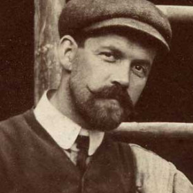 J Leith. builder, photograph 1905