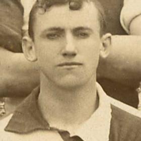 J MARTIN;  Seaham Thistle 1909