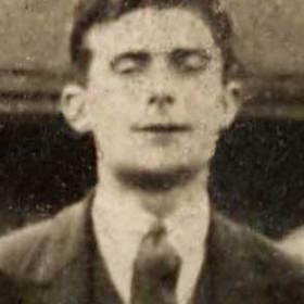 J McDONOUGH, Seaham Celtic 1935
