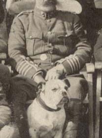 Colonel McKenzie  Volunteers  1911.