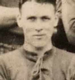 B McQUILLAN,  Seaham Celtic 1935