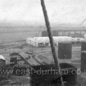 Oil plant c 1938.