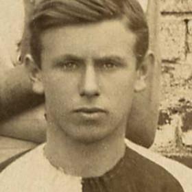 J T NAPPER;  Seaham Thistle 1909