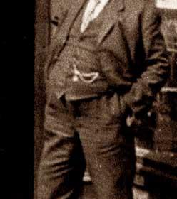 NILS JOHAN NILSEN ship's chandler, 12 North Tce. c 1915