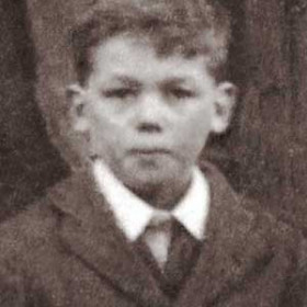 Billy Anderson. Photograph- Seaton Village School c1924